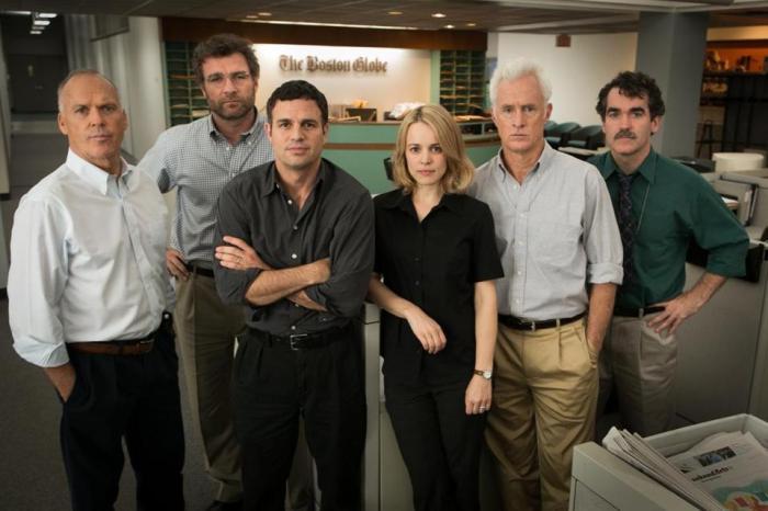 Review: Spotlight (2015)